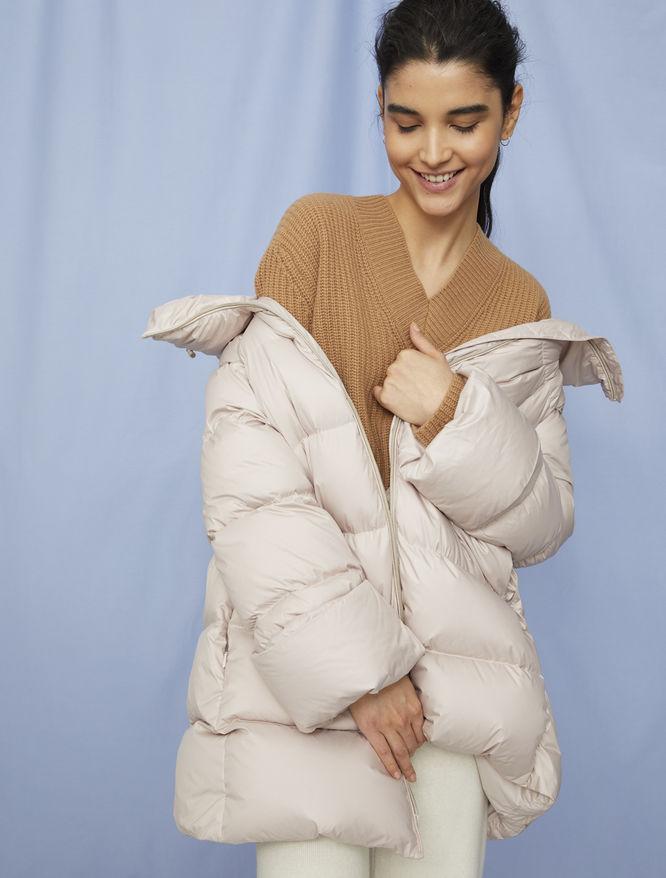 Short padded jacket iBlues