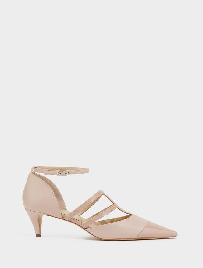 Pointed-toe court shoes iBlues