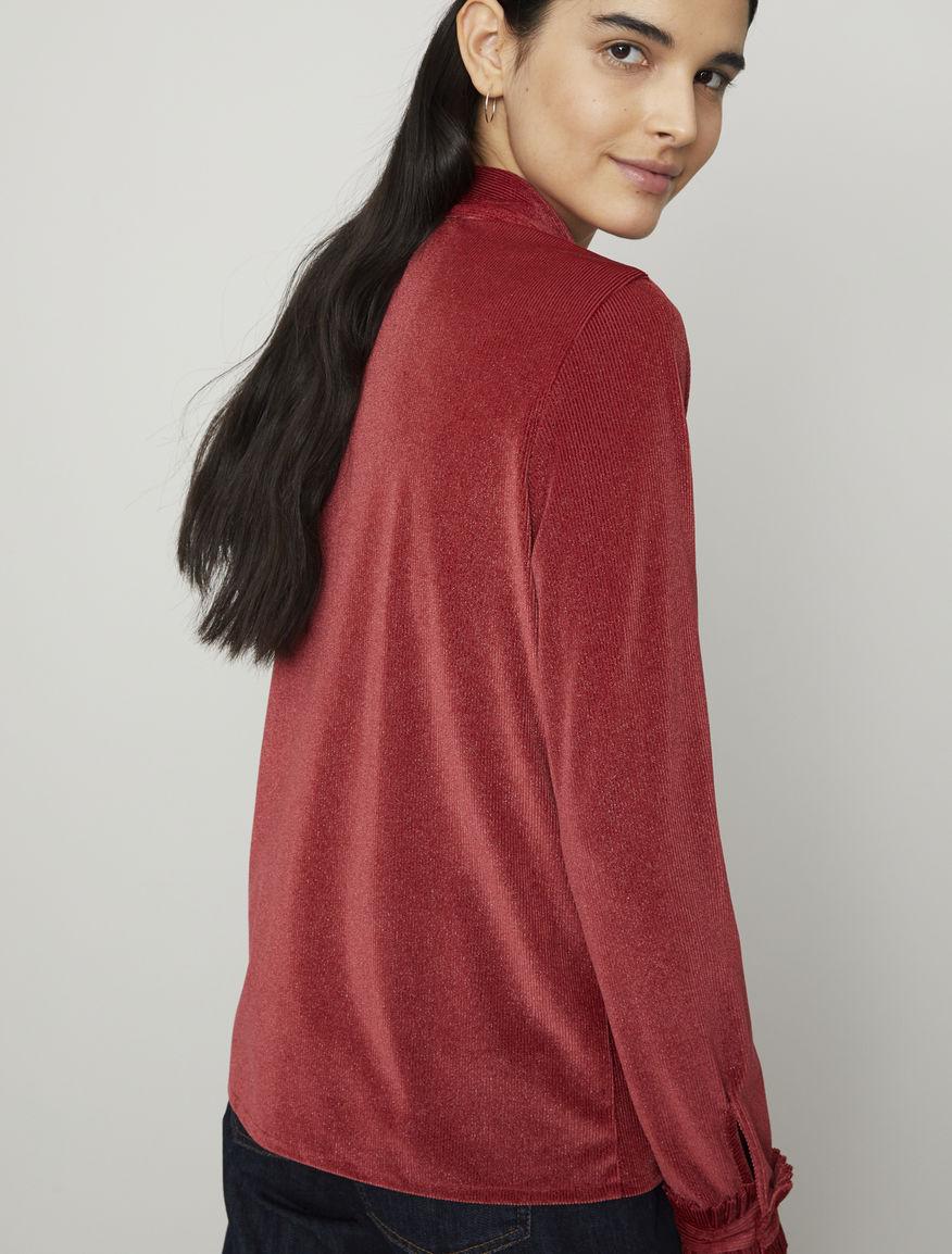 Lurex shirt